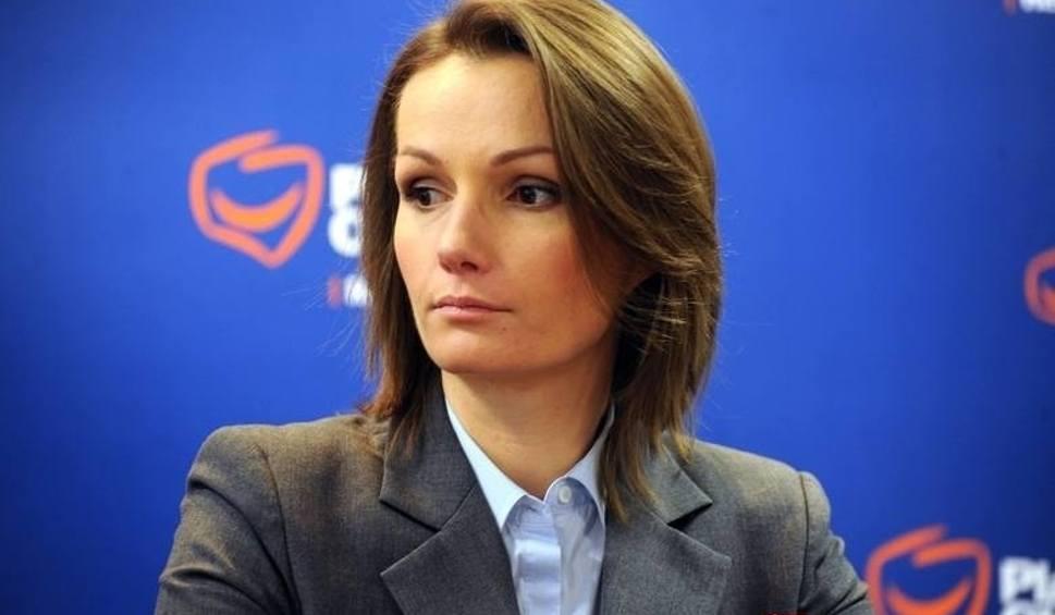 Wybory parlamentarne 2015. Lista PO w Krakowie. Marczułajtis zamiast Lidii Gądek