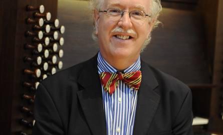 Podczas czwartkowego Staromiejskiego Koncertu Organowego w farze zagra amerykański wirtuoz Colin Andrews