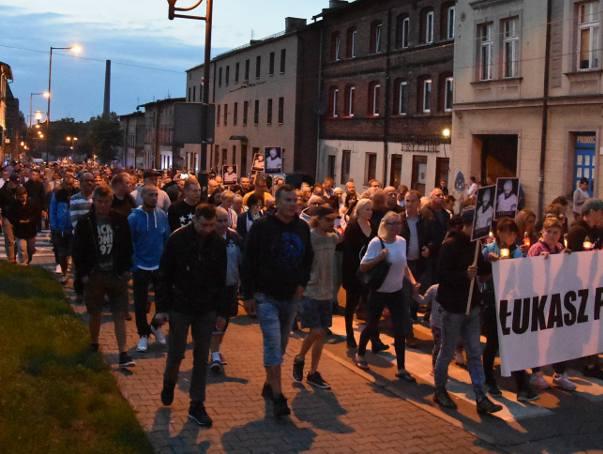 Marsz Pamięci Łukasza Porwolika