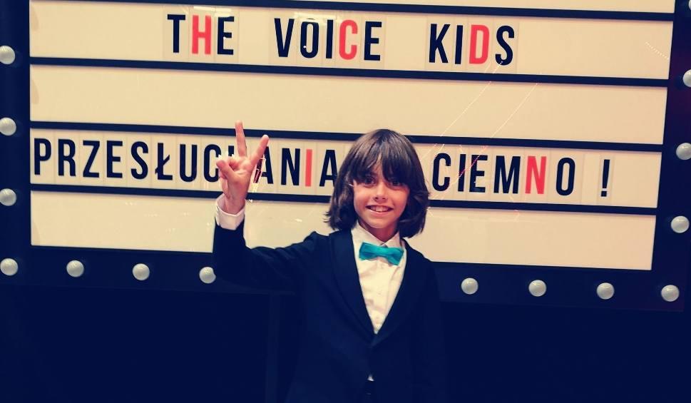Film do artykułu: Grzegorz Stachera w The Voice Kids. Oglądaj w sobotę [WIDEO, ZDJĘCIA]