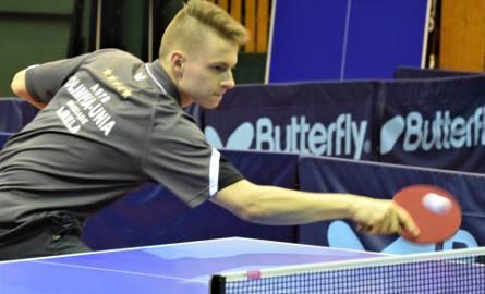 Artur Grela (Olimpia Unia Grudziądz) wywalczył srebrny medal w mistrzostwach województwa w Sępólnie Krajeńskim
