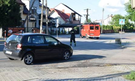 Niewybuch na osiedlu Stacja w Ostrołęce już zabezpieczony