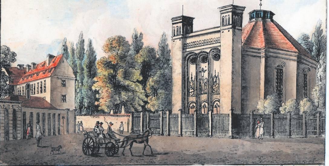 Kościół 11 Tysięcy Dziewic przy ul. Ołbińskiej (obecnie kościół św. Józefa)