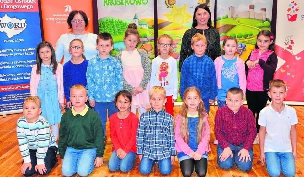 Film do artykułu: Klasa Ia ze Szkoły Podstawowej nr 1 w Sandomierzu zdobyła drugie miejsce w plebiscycie  na Najsympatyczniejszą klasę pierwszą w powiecie san
