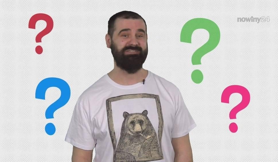 Film do artykułu: Jak uczyć się języka obcego? Garść porad od specjalisty [ANGIELSKI NA SPOKOJNIE]