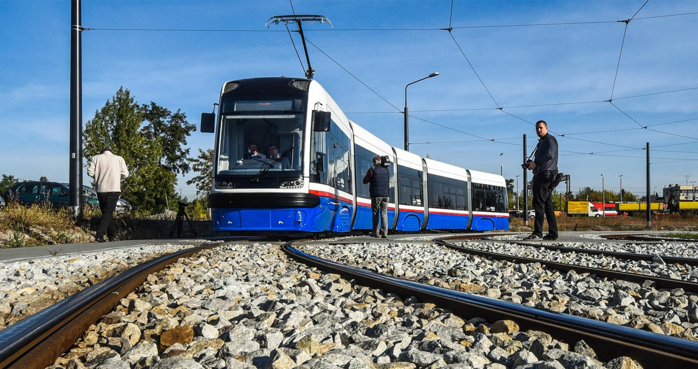 Drogowcy zaproponowali, aby do Fordonu jeździły trzy linie tramwajowe.