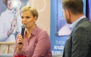 """Otylia Jędrzejczak: """"Nigdy nie będę uczyć swoich dzieci pływać, ale nie będę ich zniechęcać"""""""