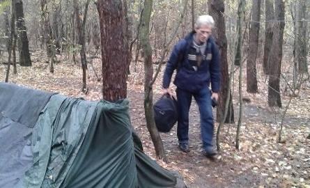 Znalazła dom i pracę bezdomnemu!