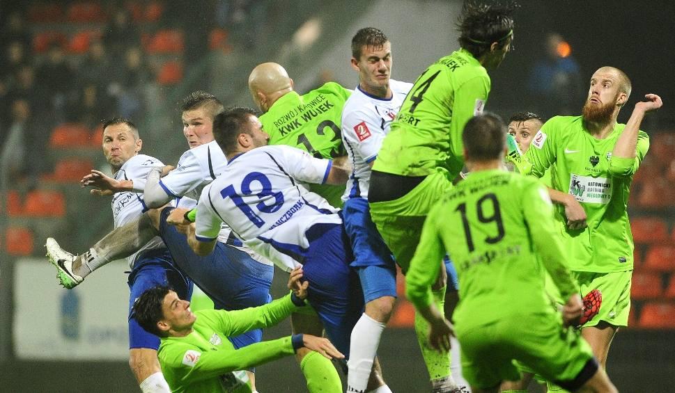 Film do artykułu: 2 liga piłkarska. MKS Kluczbork - Rozwój Katowice 1-1