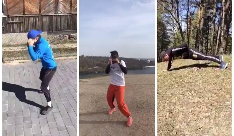 Film do artykułu: Koronawirus im nie straszny. Pięściarze Chorten Boxing Production trenują jak Rocky Balboa! [WIDEO]