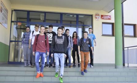 W budynku Gimnazjum w Moszczenicy będą się uczyć siedmio i ósmoklasiści. Gmach na pewno nie będzie stał pusty.