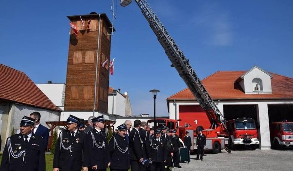 Film do artykułu: Strażacy ochotnicy dostaną nowe samochody. Zobacz nasz Magazyn Informacyjny