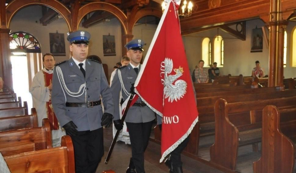 Film do artykułu: Powiatowe święto policji w Bytowie (zdjęcia)