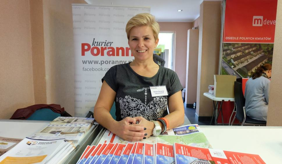 """Film do artykułu: Porannego Targi Mieszkaniowe. Tu łatwiej znaleźć wymarzone """"M"""" (zdjęcia, wideo)"""