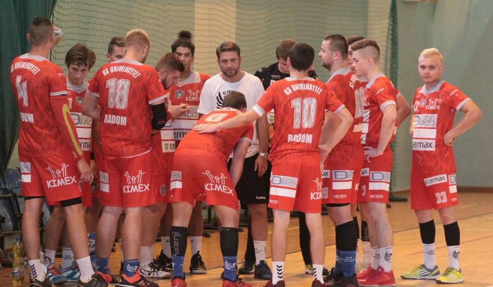 Film do artykułu: Szczypiorniści Uniwersytetu Radom rozpoczynają zmagania w sezonie 2018/19 pierwszej ligi od wyjazdu do Tarnowa