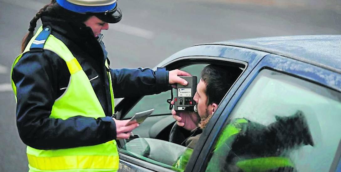 Ostatnio drastycznie zwiększyła się liczba punktów w kartach statystycznych policjantów drogówki