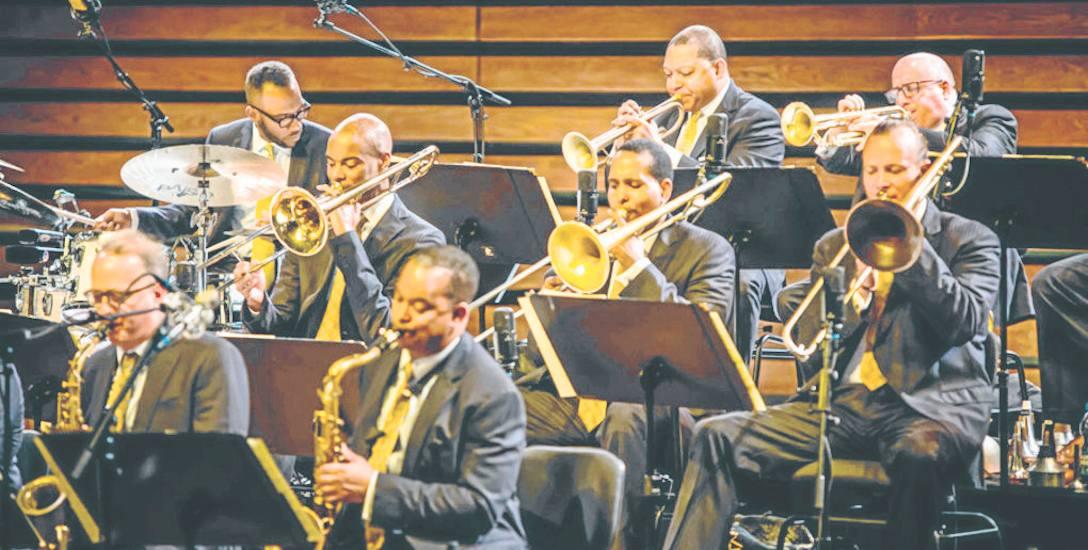 Jazz at Lincoln Center Orchestra to najznakomitsi muzycy jazzowi naszych czasów