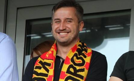 Kamil Suchński to wierny kibic Korony