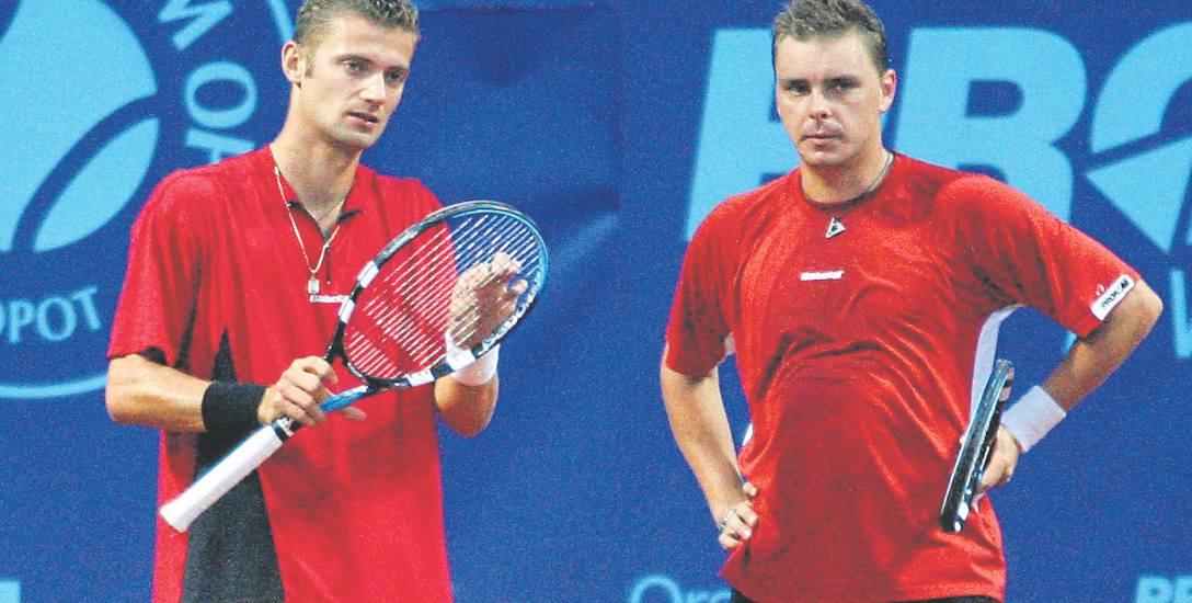 Mariusz Fyrstenberg i Marcin Matkowski swój pierwszy zawodowy turniej wygrali w Sopocie