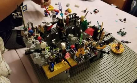 Rozpaczliwy apel matki ws. kradzieży klocków Lego choremu dziecku