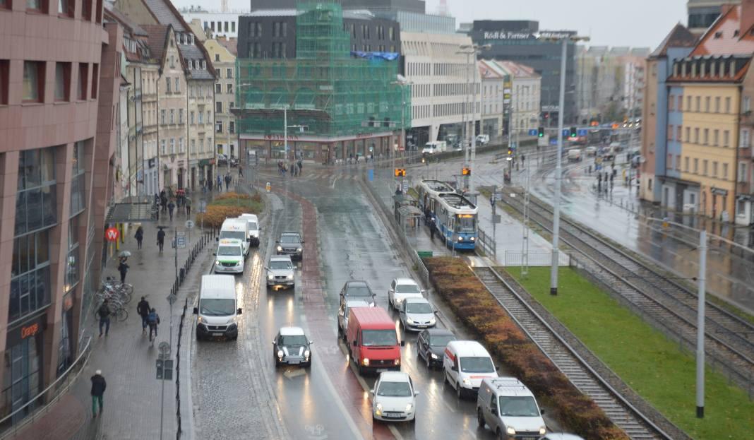 Pogoda We Wrocławiu Znów Pada śnieg Z Deszczem Czy To Już Zima