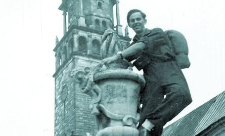 Pamiątkowa fotografia z wyjazdu na Jasną Górę