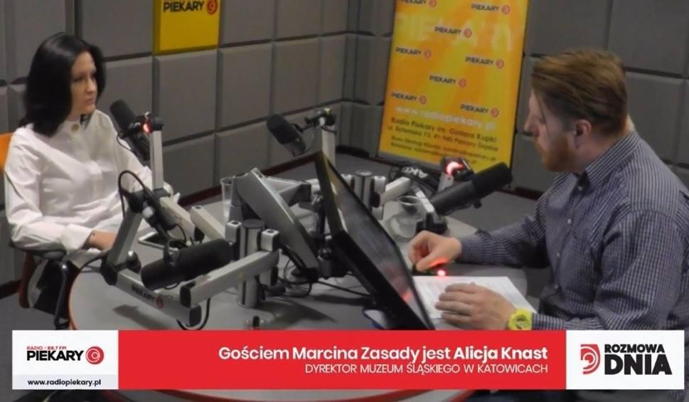 Film do artykułu: Stan Muzeum Śląskiego w Katowicach jest poważny. Być może trzeba je zamknąć - mówi dyrektor Alicja Knast GOŚĆ DNIA DZ i Radia Piekary