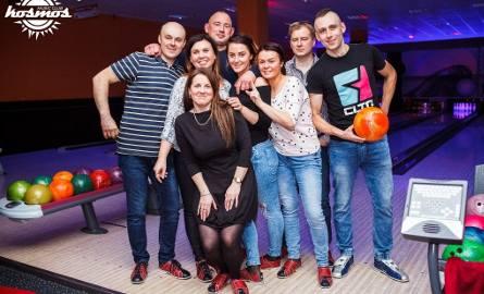 Zapraszamy do obejrzenia zdjęć z weekendowej imprezy w koszalińskim klubie Kosmos i MK Bowling.Zobacz także: Koncert Symphonica 2 - Rock of Poland w