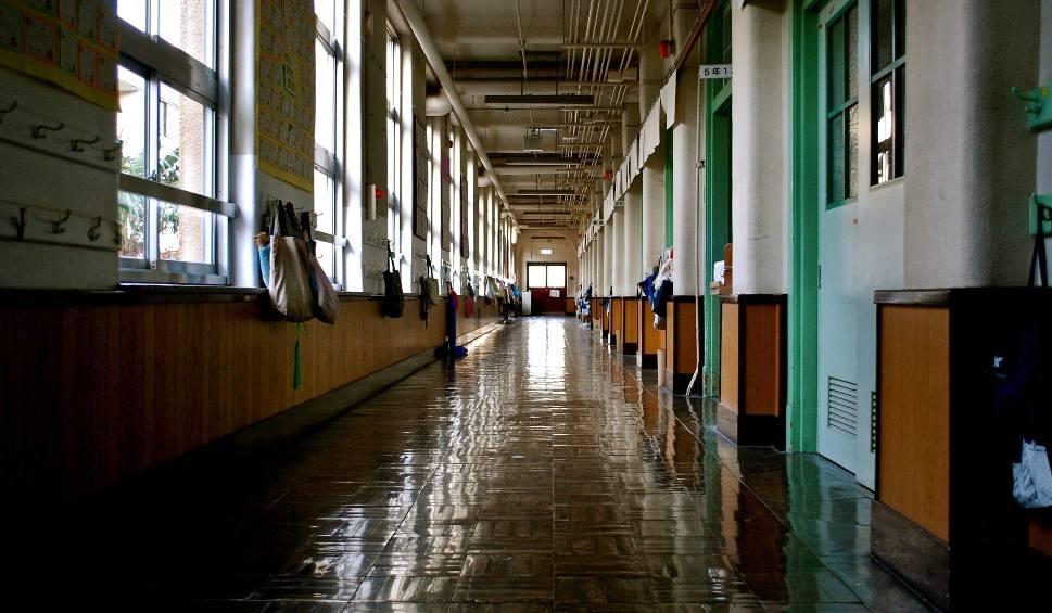 Film do artykułu: GÓRZYCA. Szarpanina w szkole. 40-letni mężczyzna rzucił się na pracownicę. Interweniowała dyrektorka i rodzice. Napastnik zatrzymany