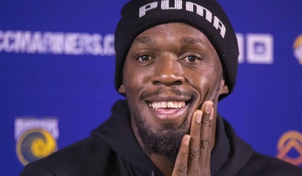 """Film do artykułu: Usain Bolt ma zadebiutować w meczu Central Coast Mariners. """"Na pewno pojawią się nerwy, ale dam z siebie wszystko"""""""