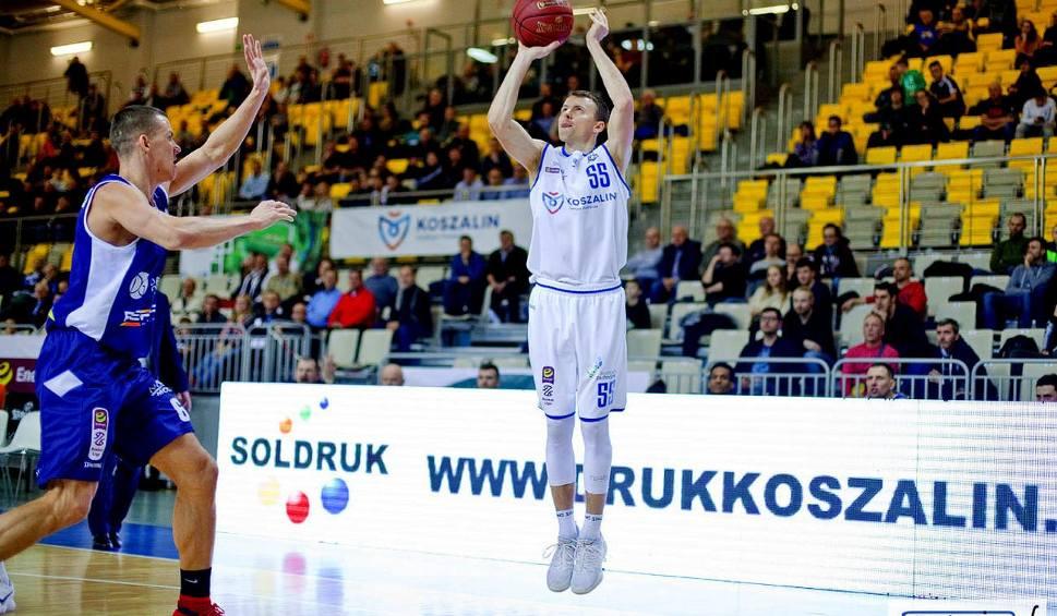 Film do artykułu: Kolejna nowa twarz w koszykarskim Śląsku Wrocław