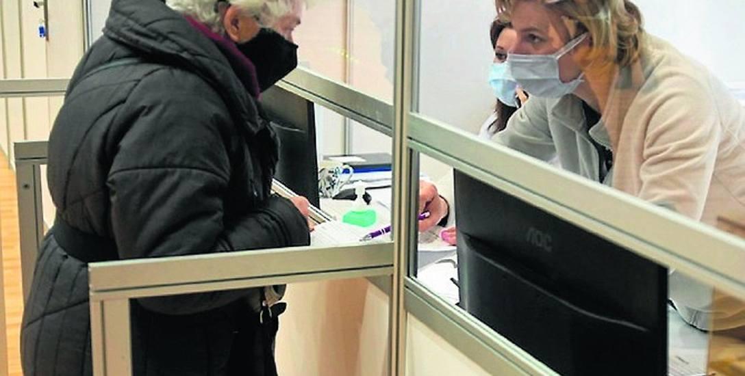 Powstają masowe punkty szczepień przeciwko COVID-19 w Skierniewicach