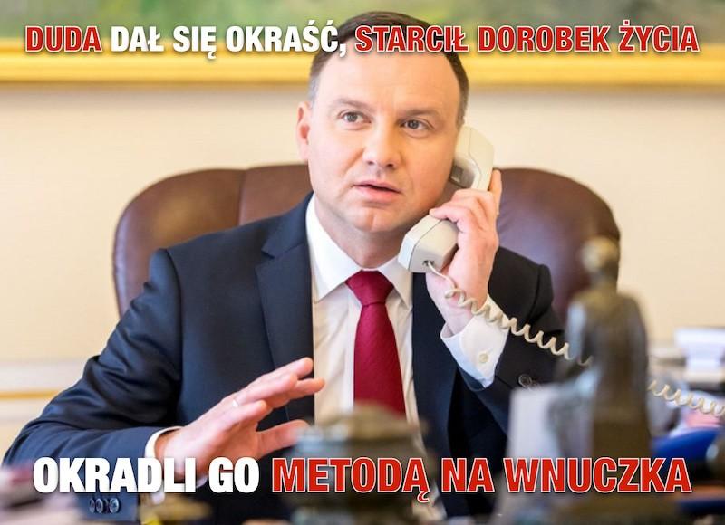 Żubrówka, LGBT i Andrzej Duda wkręcony przez Rosjan ...