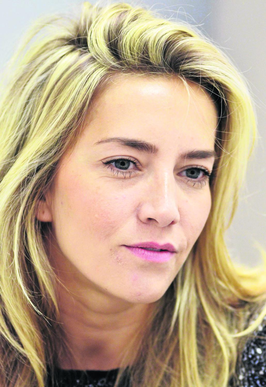 Kamilla Baar jest obecnie w związku ze starszym od niej o osiemnaście lat prawnikiem