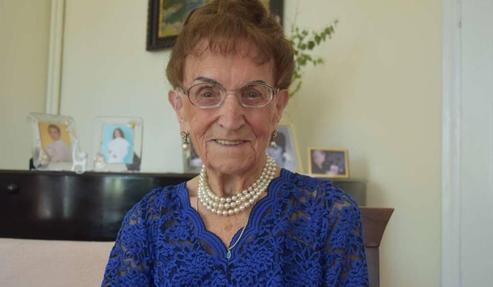 Film do artykułu: Gniezno: Pani Joanna w czerwcu skończyła 100 lat! Nadal jest w świetnej formie!