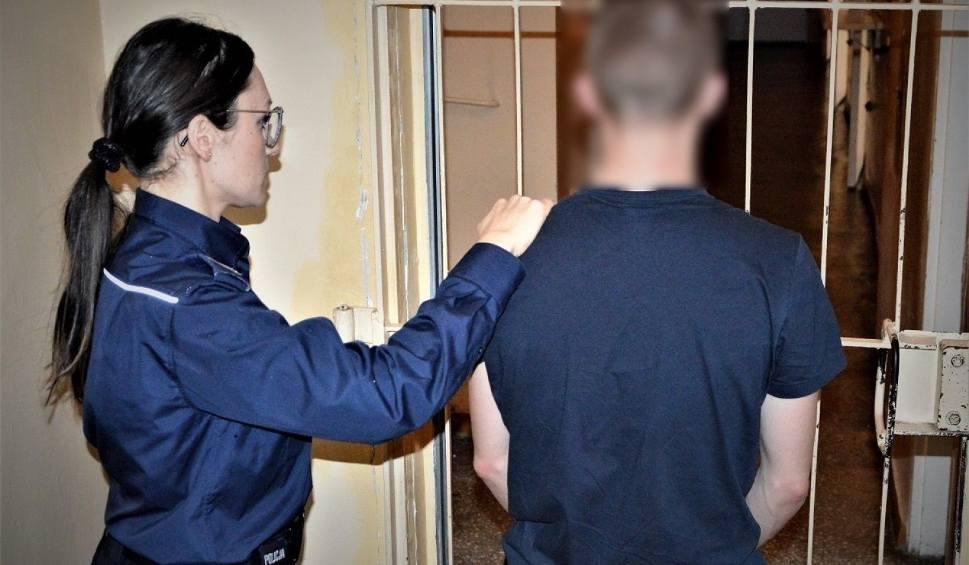 Film do artykułu: Laser oślepił policjantów patrolujących Tczew i spowodował u nich uszkodzenia oczu. Zatrzymano 23-latka. Poszkodowanych może być więcej
