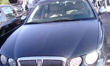 Rover 75, 2000 r. 2,0 TDI, ABS, elektryczne szyby i lusterka, immobiliser, komputer pokładowy, 6 x airbag, 19 tys. 500 zł + opłaty.