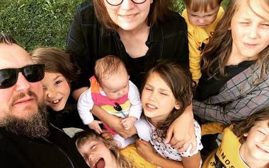 Rodzina Brodów ma 11 dzieci. Z tego powodu spotyka się z wrogością i hejtem.