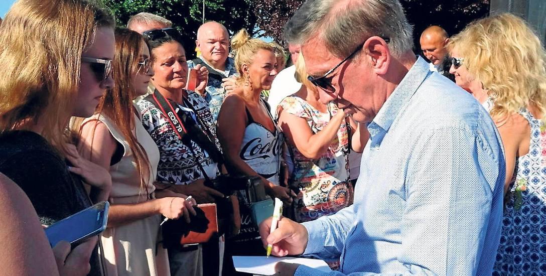 Suspense Film Festival co roku ściąga do Kołobrzegu sławy kina. W 2018 roku wśród gości był m.in. znany aktor Jan Englert