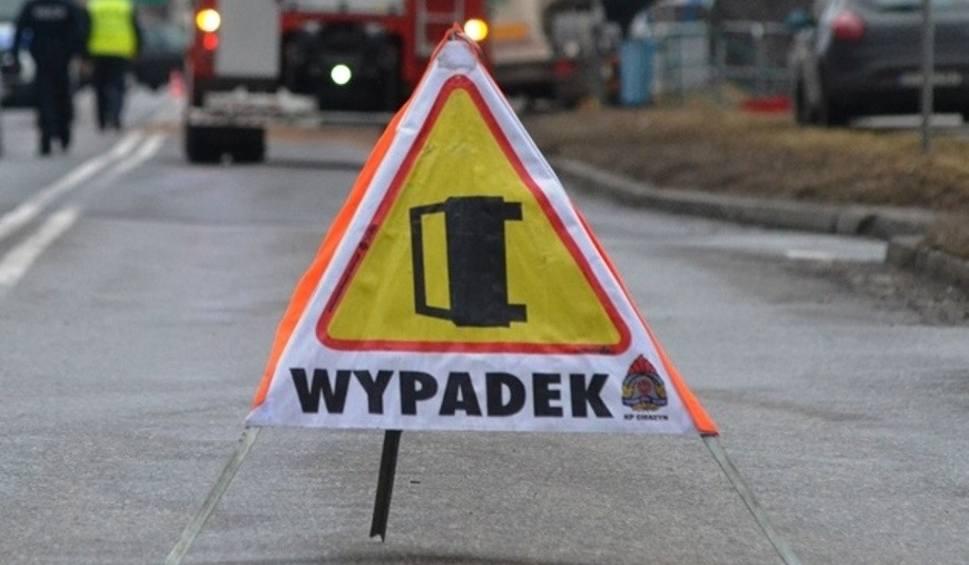 Film do artykułu: Ciężarówka wjechała w alfę romeo na DK 1 w Czechowicach-Dziedzicach