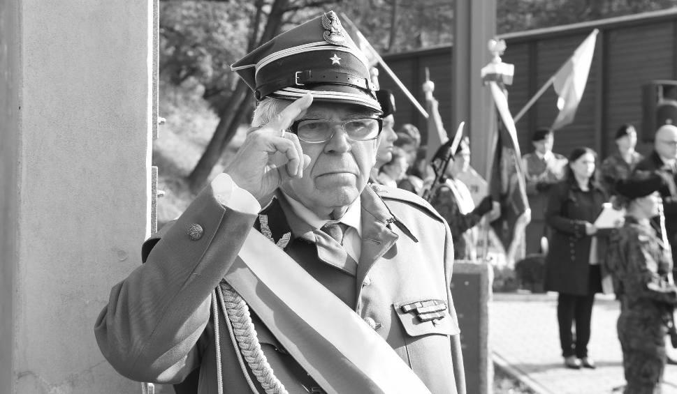 Film do artykułu: Zielona Góra. Zmarł major Władysław Starczewski, przewodniczący Lubuskiej Rady Kombatantów. Pogrzeb w czwartek