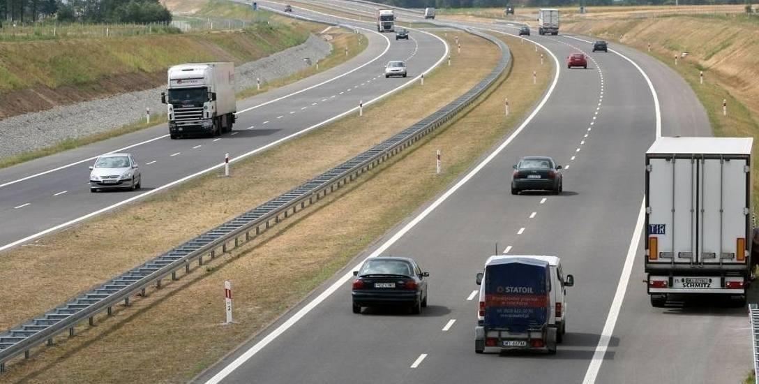 Hałas na autostradzie A1. NIK chce, żeby urzędnicy zareagowali