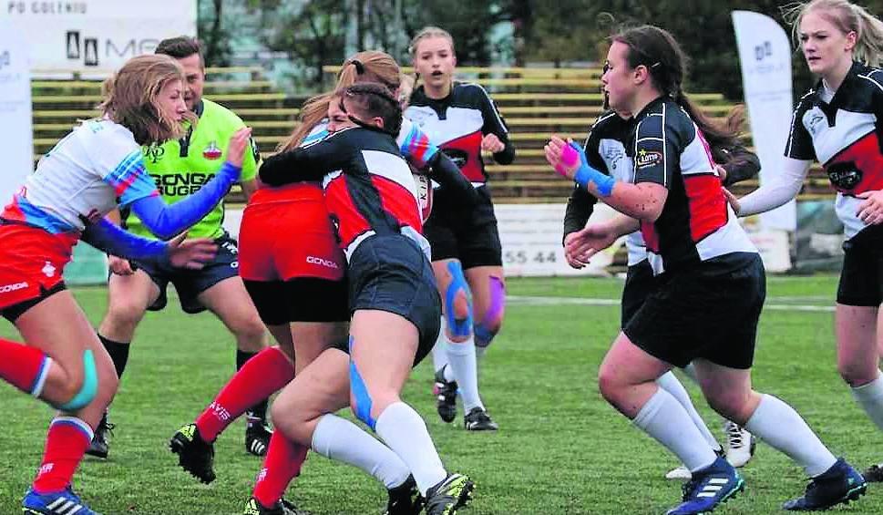 Film do artykułu: Rugby. Zawodniczki sopockiego Ogniwa z szansą na medal