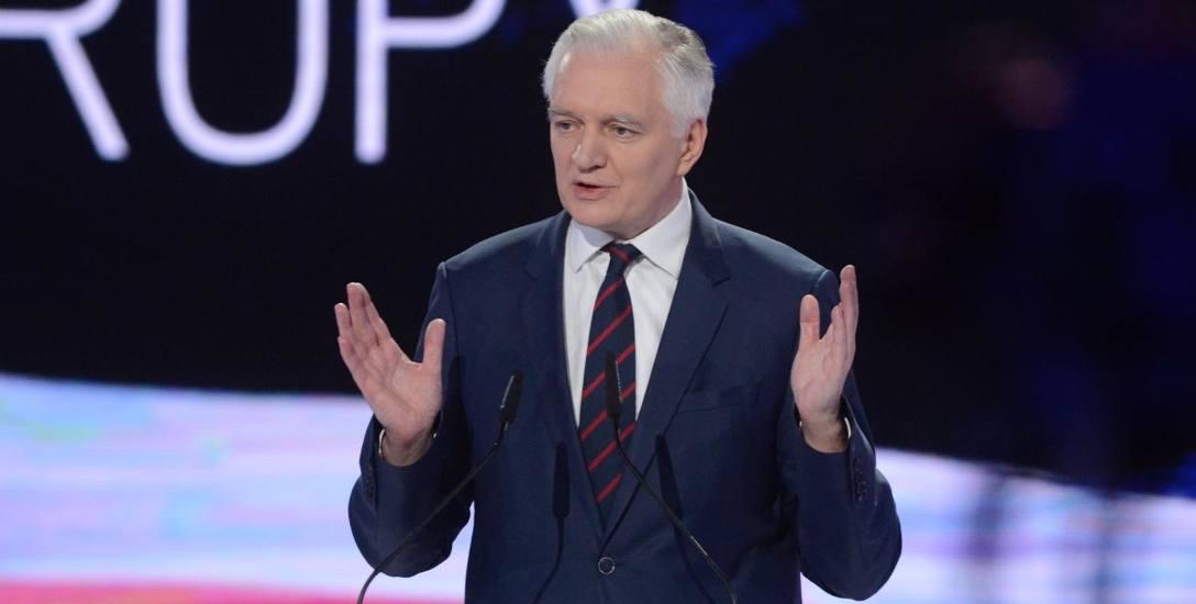 Deglomeracja, obok reformy uczelni wyższych, ma się stać polityczną wizytówką Jarosława Gowina