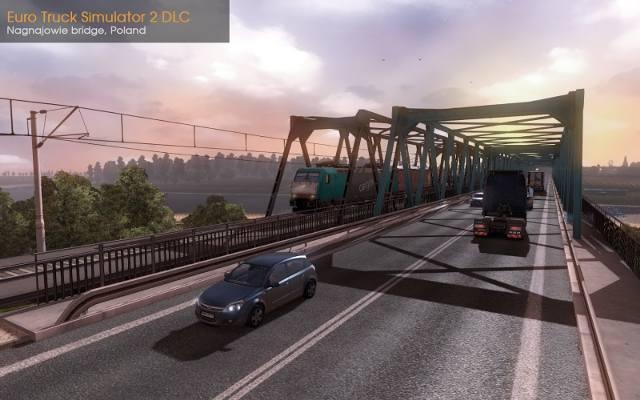 Euro Truck Simulator 2: Polskie drogi. I mosty