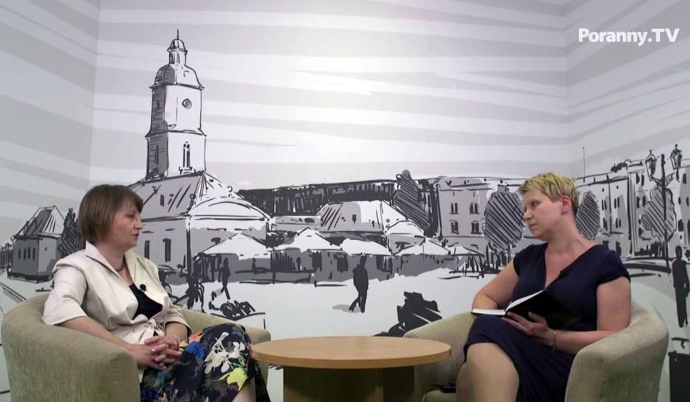 Film do artykułu: Gość Porannego. Dr Małgorzata Ocytko z UwB (wideo)