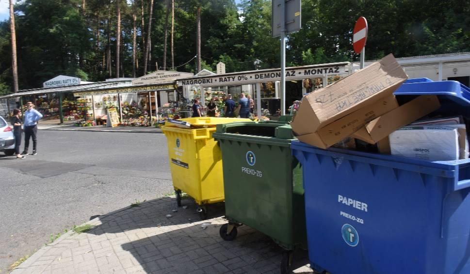 Film do artykułu: NOWOGRÓD BOBRZAŃSKI. Nie wiesz jak segregować odpady? Wystarczy wpisać hasło w wyszukiwarkę!