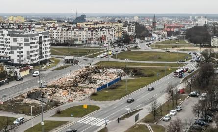 Na ulicy Kujawskiej zostanie wyłączony z ruchu jeden pas jezdni. Utrudnienia od 26 marca!