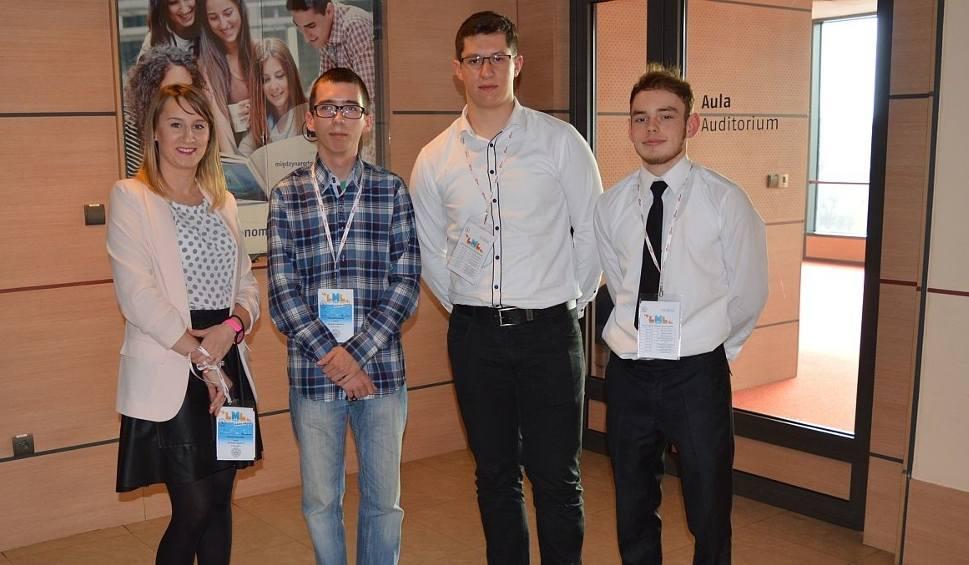 Film do artykułu: Nagroda dla stąporkowskich logistyków. Uczniowie znaleźli się w gronie najlepszych drużyn w Polsce