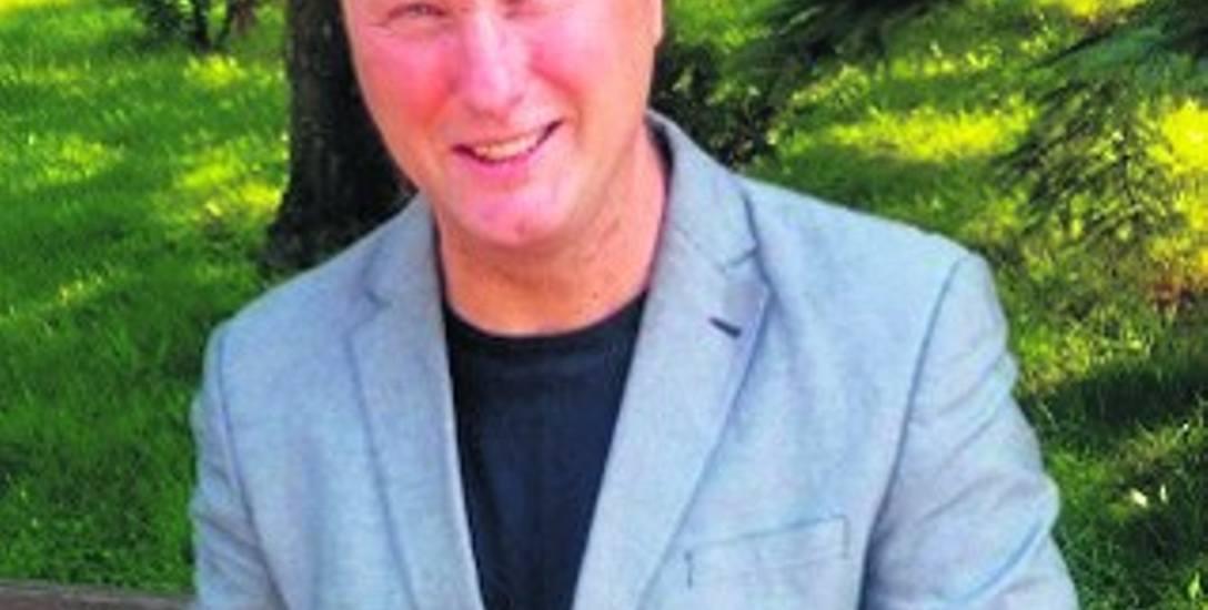 Robert Borkowski jest radnym miejskim z grupy radnych niezależnych